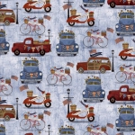 3 WISHES - Patriotic Summer by Beth Albert - Vehicles - Blue