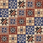3 WISHES - Patriotic Summer by Beth Albert - Quilts