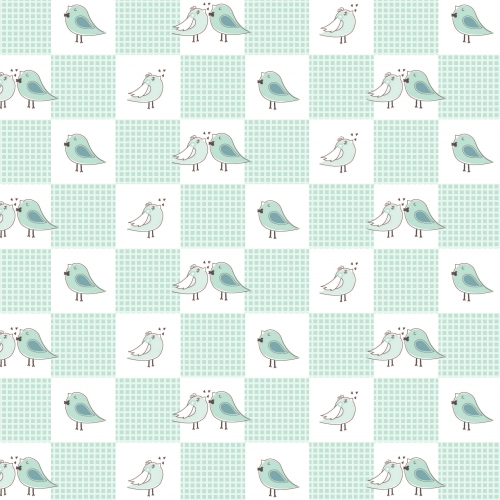 QUILTEX - Sweet Bee - In the Meadow - Teal - #1445-
