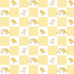 QUILTEX  - Sweet Bee - In the Meadow - Yellow - #1438-