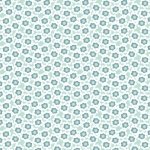 QUILTEX - Sweet Bee - In the Meadow - Teal - #1449-