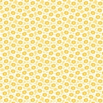 QUILTEX - Sweet Bee -In the Meadow - Yellow - #1448-
