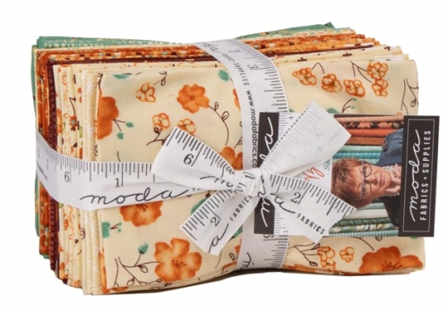 Last Bloom 9x22 Cuts by Sandy Gervais Moda Precuts