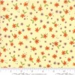 MODA FABRICS - Last Bloom - Snow