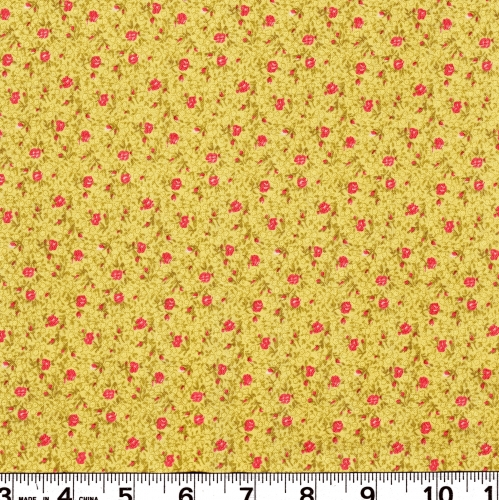 MODA FABRICS - Bespoke Blooms - Tiny Pinks - #1949-
