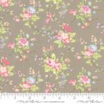MODA FABRICS - Finnegan - Pebble - Large Floral