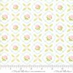 MODA FABRICS - Finnegan - Linen - Floral Tile
