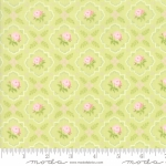 MODA FABRICS - Finnegan - Sprout - Floral Tile #3050