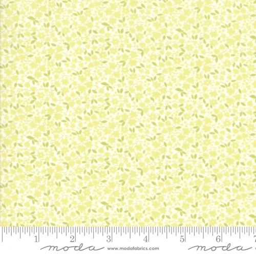 MODA FABRICS - Finnegan - Sprout - Tiny Floral