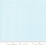 MODA FABRICS - Finnegan - Sky - Tiny Diamonds