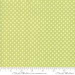 MODA FABRICS - Finnegan - Sprout - Tiny Diamonds