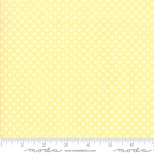 MODA FABRICS - Finnegan - Sunny - Tiny Diamonds