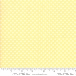 MODA FABRICS - Finnegan - Sunny - Tiny Diamonds #3058