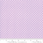 MODA FABRICS - Finnegan - Lilac - Tiny Diamonds
