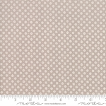MODA FABRICS - Finnegan - Pebble - Tiny Diamonds