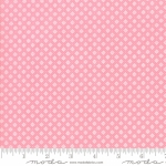 MODA FABRICS - Finnegan - Pink - Tiny Diamonds