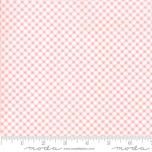 MODA FABRICS - Finnegan - Pink - Gingham