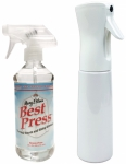 Best Press - Scent Free & NN Mist Spray Bottle Combo