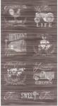 MODA FABRICS - Homegrown - Burlap Tan - PANEL