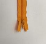 12in Orange Zipper