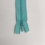 12in Powder Blue Zipper