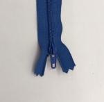 12in Egyptian Blue Zipper