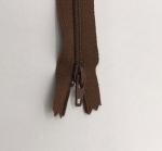 12in Chocolate Zipper