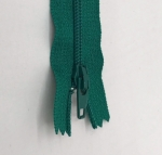 12in Emerald Zipper