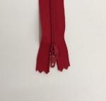12in Red Zipper