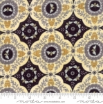 MODA FABRICS - Bee Joyful - A Bee's World Ebony