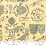 MODA FABRICS - Bee Joyful - Joyful Parchment - #2520-