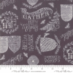 MODA FABRICS - Bee Joyful - Joyful Pebble Grey - #2521-