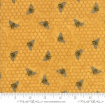 MODA FABRICS - Bee Joyful - Bee Hive Honey