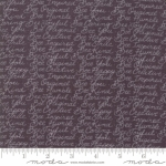 MODA FABRICS - Bee Joyful - Words Pebble Grey - #2528-