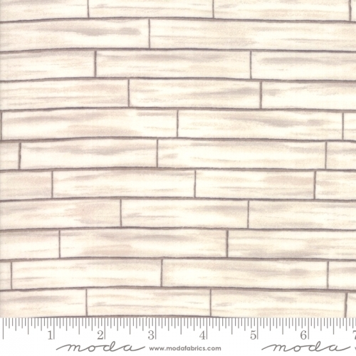 MODA FABRICS - Land That I Love - Side of the Barn - Cream