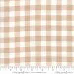 MODA FABRICS - Land That I Love - Beige Gingham
