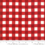MODA FABRICS - Land That I Love - Red Gingham