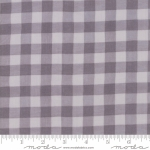 MODA FABRICS - Land That I Love - Gray Gingham