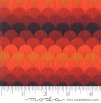 MODA FABRICS - Thankful by Deb Strain - Seasonal Autumn Fall Feathers - Red