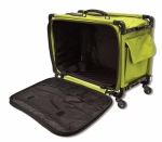 Tutto Large Lime Machine on Wheels by Tutto Luggage DROP SHIP