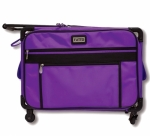 Tutto Medium Purple Machine on Wheels by Tutto Luggage DROP SHIP