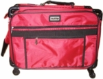 Tutto Medium Red Machine on Wheels by Tutto Luggage DROP SHIP