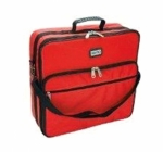 Tutto Embroidery Module Bag Red by Tutto Luggage DROP SHIP