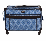 Tutto XXL Blue Modern Monster Bag on Wheels DROP SHIP