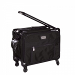 Tutto 17 inch Small Machine Bag - Black DROP SHIP