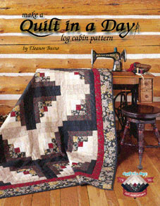 Or If You Want To Be Even More Adventurous Join The Fons And Porter Mailing  List And They Will Give You An Ebook With Traditional Log Cabin Quilt  Blocks, ...
