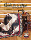 Log Cabin-Make a Quilt in a Day