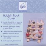 Plastic Cover For Wooden Bobbin Rack