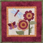The Wooden Bear Quilt Designs: June Bugs