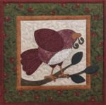 The Wooden Bear Quilt Designs: March: Its Spring Again